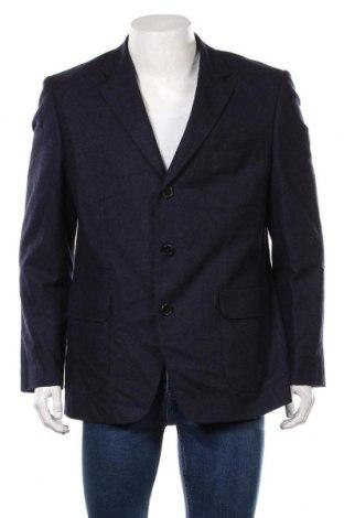 Мъжко сако Roy Robson, Размер XL, Цвят Син, 80% вълна, 20% полиамид, Цена 35,44лв.