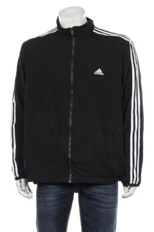 Męska bluza sportowa Adidas, Rozmiar XL, Kolor Czarny, 100% poliester, Cena 184,00zł