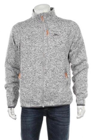Męska bluza sportowa Trespass, Rozmiar L, Kolor Szary, 100% poliester, Cena 148,00zł