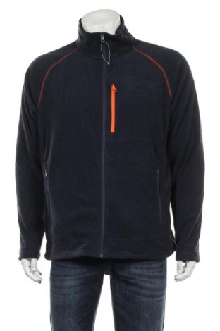 Męska bluza sportowa Trespass, Rozmiar L, Kolor Niebieski, 100% poliester, Cena 148,00zł