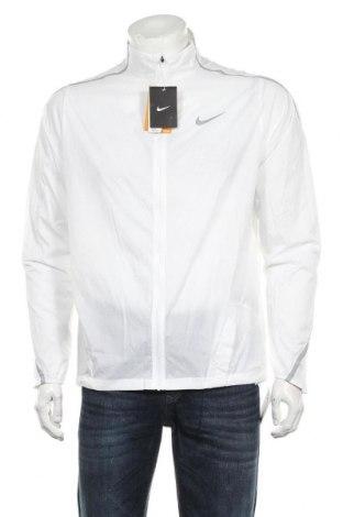 Pánská sportovní bunda  Nike, Velikost M, Barva Bílá, Polyamide, Cena  1138,00Kč