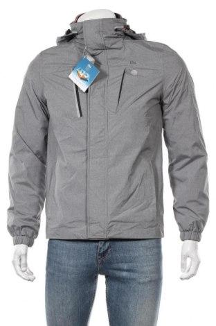 Мъжко спортно яке Tbs, Размер S, Цвят Сив, Полиестер, Цена 90,35лв.