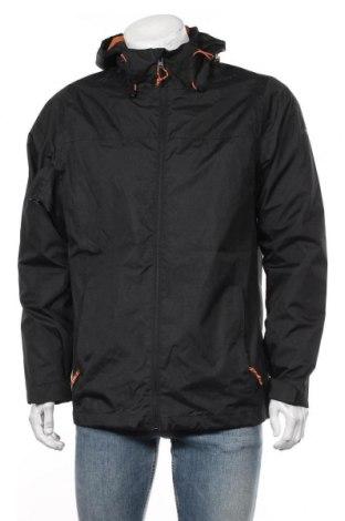 Мъжко спортно яке Trespass, Размер M, Цвят Черен, Полиестер, Цена 63,36лв.