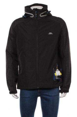 Мъжко спортно яке Trespass, Размер M, Цвят Черен, Полиестер, Цена 87,45лв.