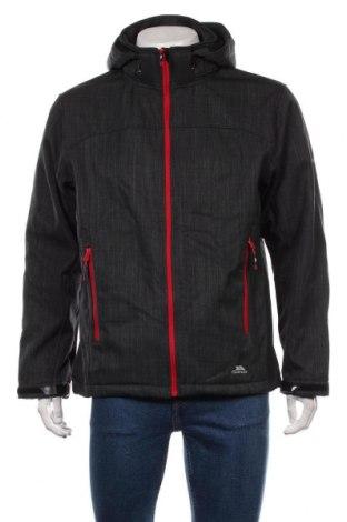 Мъжко спортно яке Trespass, Размер M, Цвят Сив, Полиестер, Цена 72,96лв.