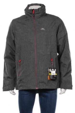 Мъжко спортно яке Trespass, Размер M, Цвят Сив, Полиестер, Цена 76,32лв.