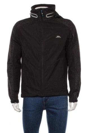 Мъжко спортно яке Trespass, Размер S, Цвят Черен, Полиестер, Цена 83,60лв.