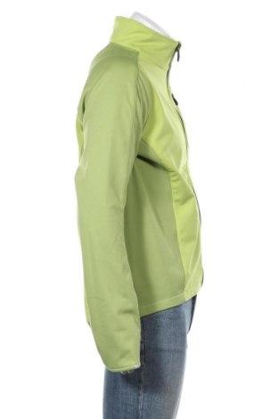 Мъжко спортно яке Vaude, Размер XL, Цвят Зелен, Полиестер, Цена 126,75лв.