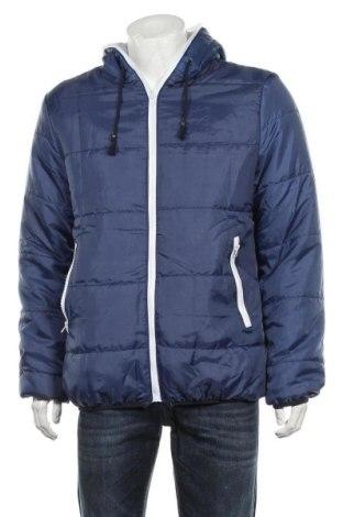 Мъжко яке, Размер XL, Цвят Син, Цена 46,20лв.