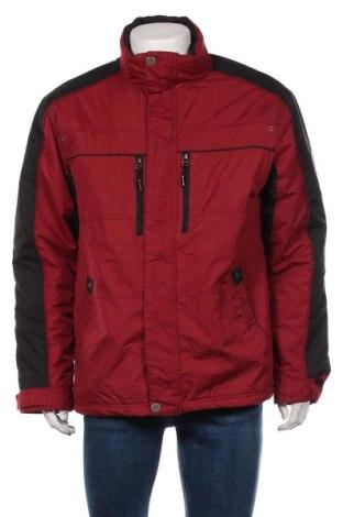 Мъжко яке, Размер XL, Цвят Червен, Полиестер, Цена 60,90лв.