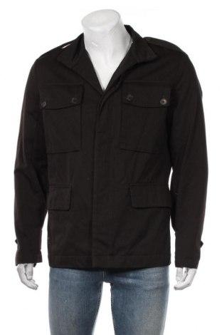 Мъжко яке, Размер M, Цвят Кафяв, Памук, Цена 38,64лв.