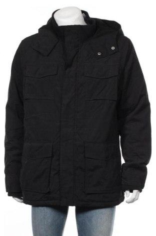 Мъжко яке, Размер XL, Цвят Черен, Полиестер, полиамид, Цена 58,80лв.