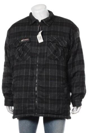 Мъжко яке, Размер XL, Цвят Черен, Акрил, Цена 85,79лв.