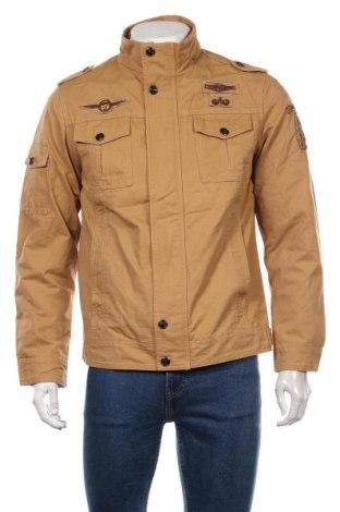 Мъжко яке, Размер S, Цвят Кафяв, Цена 37,91лв.