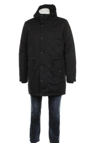 Мъжко яке Dreimaster, Размер XL, Цвят Черен, 50% полиестер, 41% памук, 9% полиамид, Цена 60,74лв.