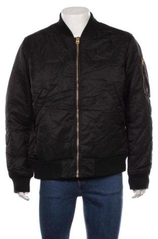 Мъжко яке G-Star Raw, Размер XL, Цвят Черен, 88% памук, 11% полиестер, 1% еластан, Цена 138,65лв.