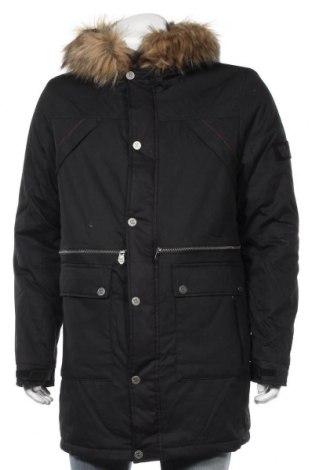Męska kurtka HOMEBASE, Rozmiar XL, Kolor Czarny, Bawełna, Cena 540,75zł