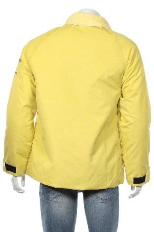 Мъжко яке Henri Lloyd, Размер M, Цвят Жълт, Полиамид, Цена 177,12лв.