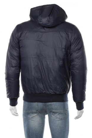 Мъжко яке Le Coq Sportif, Размер S, Цвят Син, Полиамид, пух и пера, Цена 75,57лв.