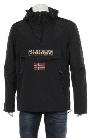 Мъжко яке Napapijri, Размер L, Цвят Черен, 100% полиамид, Цена 239,25лв.