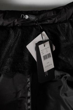 Мъжко яке No Secret, Размер S, Цвят Черен, Полиестер, акрил, еластан, Цена 76,97лв.
