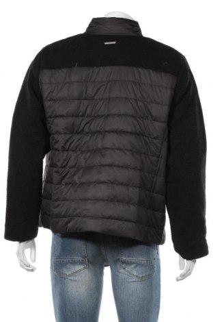 Мъжко яке No Secret, Размер M, Цвят Черен, Полиестер, акрил, еластан, Цена 76,97лв.
