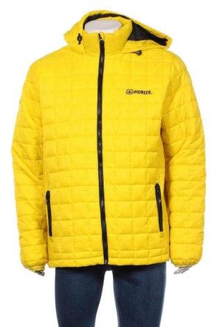 Мъжко яке Pioneer, Размер XL, Цвят Жълт, Полиамид, Цена 65,10лв.