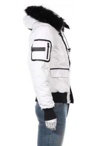 Мъжко яке Redskins, Размер S, Цвят Бял, 88% полиестер, 12% памук, Цена 155,60лв.