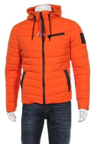 Мъжко яке Redskins, Размер S, Цвят Оранжев, Полиамид, Цена 130,05лв.