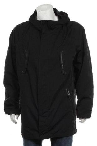 Мъжко яке S.Oliver, Размер XL, Цвят Черен, Полиестер, Цена 49,02лв.