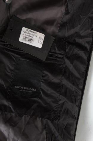 Мъжко яке Sorbino, Размер S, Цвят Черен, Полиамид, Цена 60,42лв.