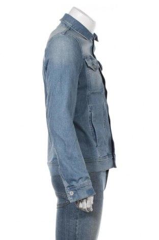Мъжко яке Tom Tailor, Размер M, Цвят Син, Цена 41,87лв.