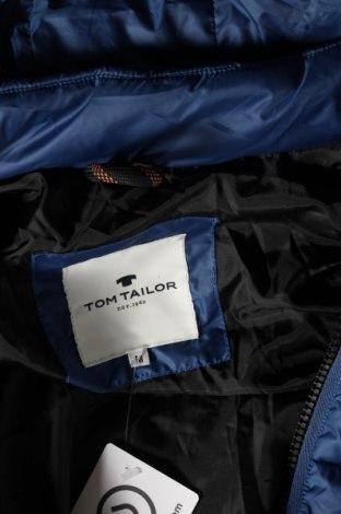 Мъжко яке Tom Tailor, Размер M, Цвят Син, Полиестер, Цена 120,45лв.