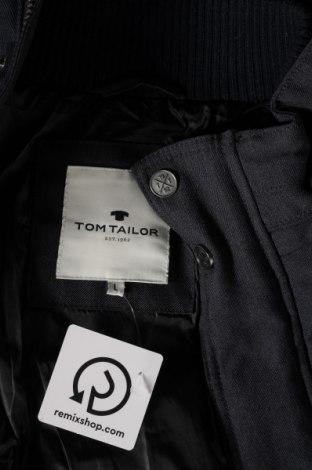 Мъжко яке Tom Tailor, Размер L, Цвят Син, Полиестер, Цена 122,85лв.