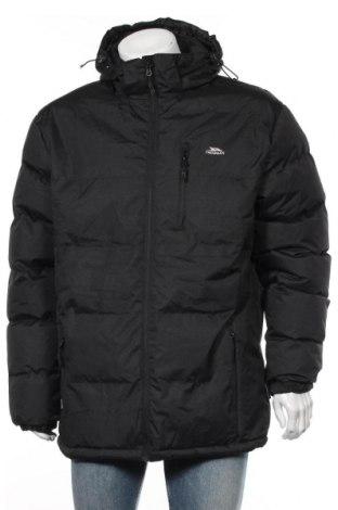 Мъжко яке Trespass, Размер L, Цвят Черен, Полиестер, Цена 129,00лв.