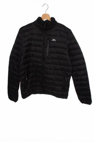 Мъжко яке Trespass, Размер XS, Цвят Черен, Полиамид, пух и пера, Цена 113,40лв.