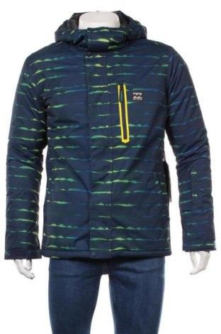 Мъжко яке за зимни спортове Billabong, Размер S, Цвят Син, Полиестер, Цена 239,25лв.