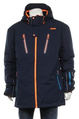 Geacă de bărbați pentru sport de iarnă Himalaya, Mărime XL, Culoare Albastru, 96% poliester, 4% elastan, Preț 458,88 Lei