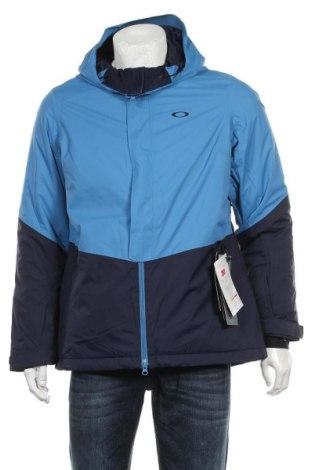 Мъжко яке за зимни спортове Oakley, Размер L, Цвят Син, 100% полиамид, Цена 227,37лв.