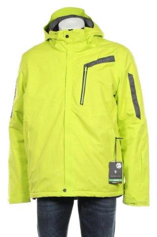 Мъжко яке за зимни спортове Sun Valley, Размер XL, Цвят Зелен, 100% полиестер, Цена 141,75лв.