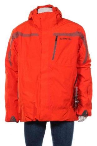 Мъжко яке за зимни спортове Sun Valley, Размер XXL, Цвят Оранжев, Полиестер, Цена 194,25лв.