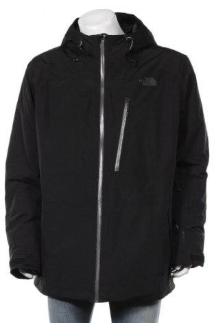 Мъжко яке за зимни спортове The North Face, Размер XXL, Цвят Черен, Полиестер, Цена 344,25лв.