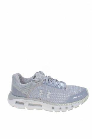 Παπούτσια Under Armour, Μέγεθος 38, Χρώμα Γκρί, Κλωστοϋφαντουργικά προϊόντα, Τιμή 50,75€