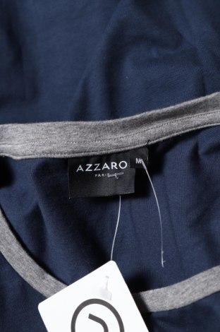 Пижама Azzaro, Размер M, Цвят Син, Памук, Цена 106,50лв.