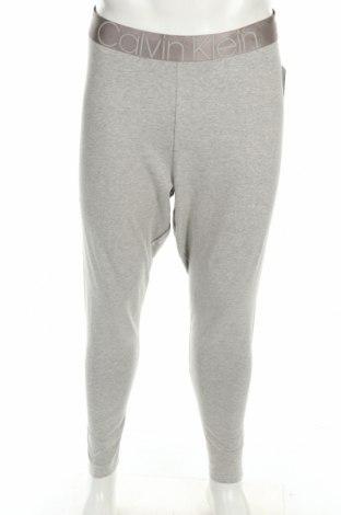 Пижама Calvin Klein Jeans, Размер XL, Цвят Сив, 87% памук, 13% еластан, Цена 74,25лв.
