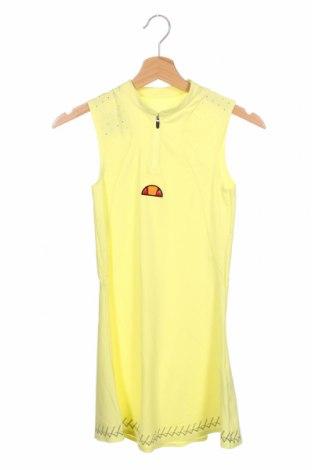 Φόρεμα Ellesse, Μέγεθος XS, Χρώμα Κίτρινο, 95% πολυαμίδη, 5% ελαστάνη, Τιμή 20,77€