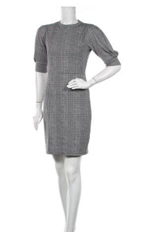 Φόρεμα H&M, Μέγεθος S, Χρώμα Μαύρο, 70% πολυεστέρας, 28% βισκόζη, 2% ελαστάνη, Τιμή 18,19€