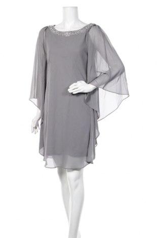 Φόρεμα Mascara, Μέγεθος M, Χρώμα Γκρί, Πολυεστέρας, Τιμή 17,44€