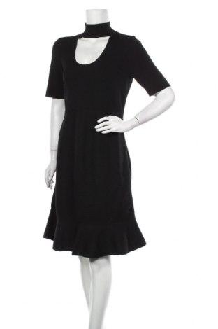 Šaty  Michael Kors, Velikost XL, Barva Černá, 54% viskóza, 44% polyamide, 2% elastan, Cena  4554,00Kč