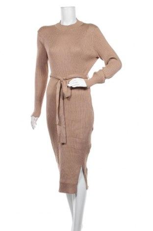 Rochie New Look, Mărime XL, Culoare Maro, 70% viscoză, 30% poliester, Preț 102,79 Lei
